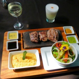 Uchu Peruvian Steakhouse